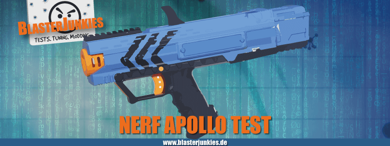 Nerf Rival XV 700 Apollo Review.