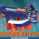 Nerf N-Strike Elite Hail Fire Review.
