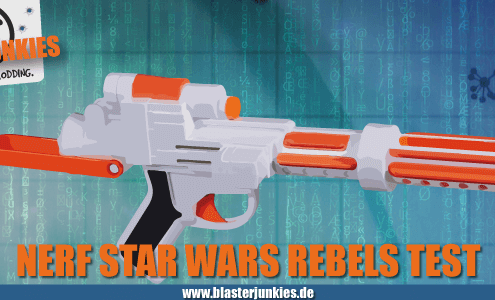 Star Wars Rebels Test.