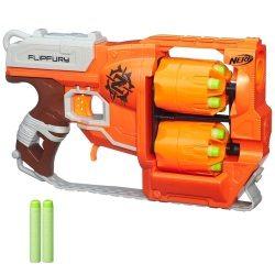 Die Flip Fury Pistole ist ebenfalls gut geeignet für einen Strike.