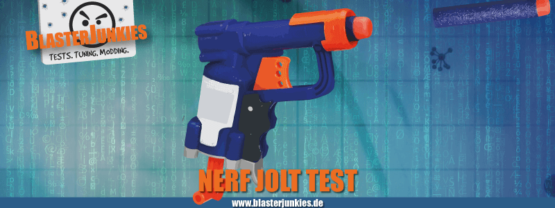 N-Strike Elite Jolt Test.