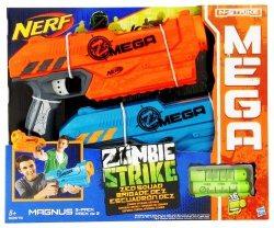 Die Zombie-Version der Nerf Mega Magnus.