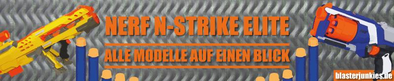 Hasbro Nerf N Strike Elite XD.