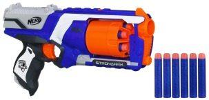 Die Strongarm ist die beste Nerf-Pistole aus der N Strike Elite Serie.