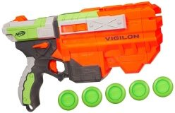 Die Vortex Vigilion in orange/grün ist unser Tipp.