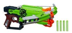 """Die Zombie-Armbrust """"Nerf Crossfire"""" gehört ebenfalls zu den größeren Strikern."""