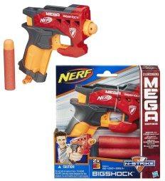 Big Shock mini Nerf mit einem großen Dart.