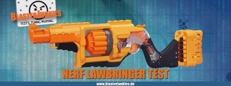 Doomlands Lawbringer Blaster Review.