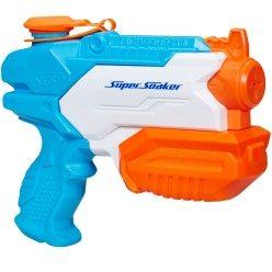 Die Nerf Microburst ist eine handliche Pistole, die Wasser schießt.