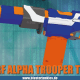 Nerf Alpha Trooper Test.