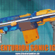 Nerf Centurion Test.
