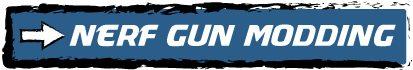Durch Nerf Gun Modding kann noch einiges aus den Guns herausgeholt werden.