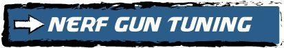 Beim Nerf Gun Tuning werden zum Beispiel neue Federn eingebaut.