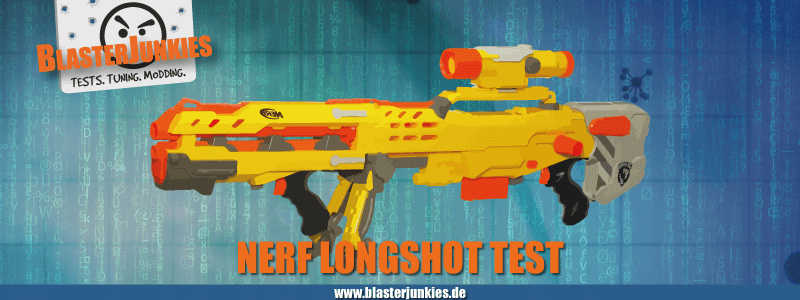 Nerf N-Strike Elite Longshot Review.