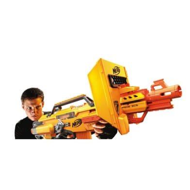 Die Stampede ist einer der größten Blaster aus der N-Strike Elite Serie.