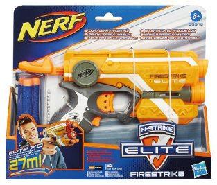 Pistole mit Laser.