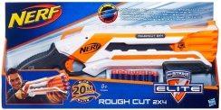 Die Nerf Rough Cut XD ist eine der coolsten Pumpguns, die es gibt.