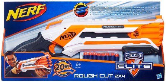 Diese Nerf Shotgun ist eine der besten im Test - das ist zumindest die Meinung der Profis.