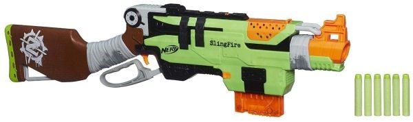 Mit der Slingfire erhält man eine stylische Zombie-Shotgun.