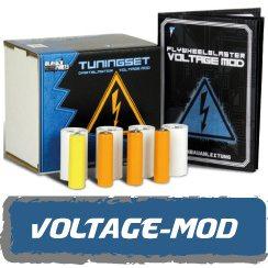 Mit der Voltage Modifikation macht Nerf Tuning großen Spaß.