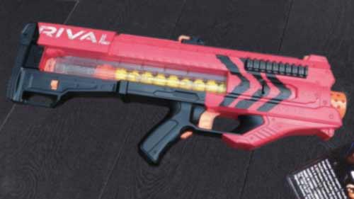 Nerf Zeus MXV 1200 Test.