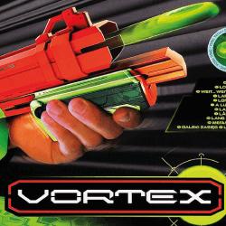 Vortex: Die einzigen Disc-Blaster von allen.
