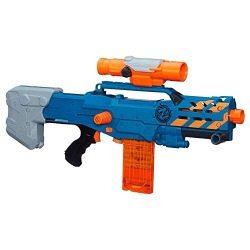 Die Nerf Longshot aus der Z.E.D. Squad Reihe. Das Sniper gegen Zombies.